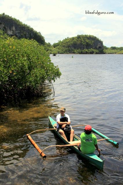 Lamanoc Island Anda Bohol