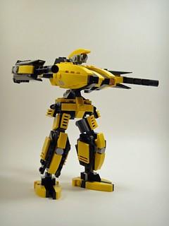 LRS-024 Longfoot