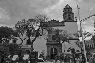 Guadalajara - Templo de San Agustin