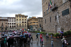 Firenze, Piazza della Signoria & Loggia dei Lanzi