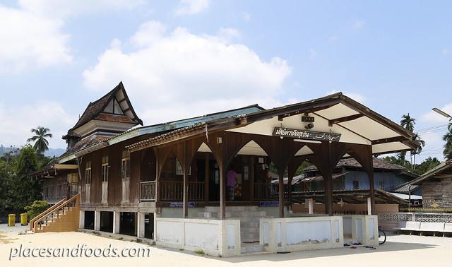 Taloh-manoh Mosque building