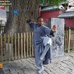 Indiis's Shaolin Master Kanihska Sharma Shaolin Kung Fu India