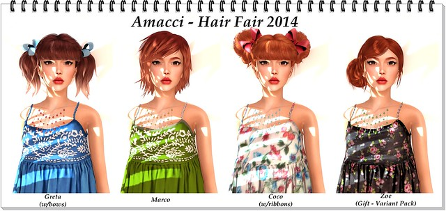 Hair Fair 2014 - Amacci