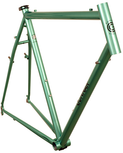 "<p>Gunnar CrossHairs in Shamrock Green w/ Black Bullseye Decals  The CrossHairs takes versatility to a new level, suitable for cylcocross competition, off-season training, centuries and distance riding  as well as commuting.  <a href=""http://gunnarbikes.com/site/bikes/cross-hairs/"" rel=""nofollow"">Learn more . . </a></p>"