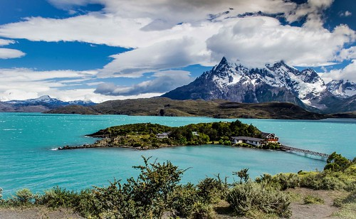patagonia lake argentina landscape paradise happiness cile