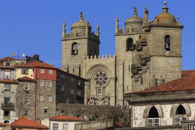 Sé Catedral do Porto e Igreja dos Grilos