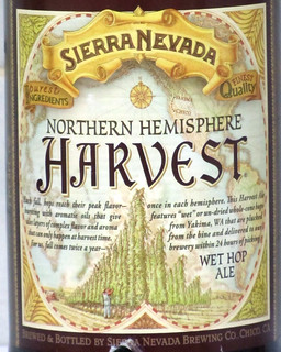 Sierrra Nevada Harvest