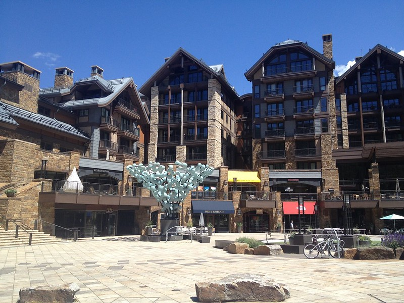Solaris in Vail Village
