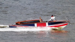 Thames Limo @ Gallions Reach 11-04-14