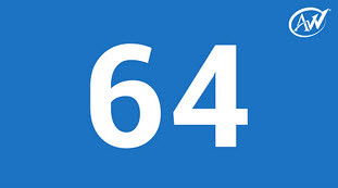 64 aw
