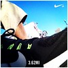 Perfect time for a run #nikeplus #runsf #oregonproject
