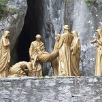 Lourdes Day 3 International Mass and Stations of the Cross