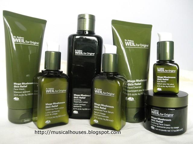 Origins Mega-Mushroom Skin Relief Skincare Range 5