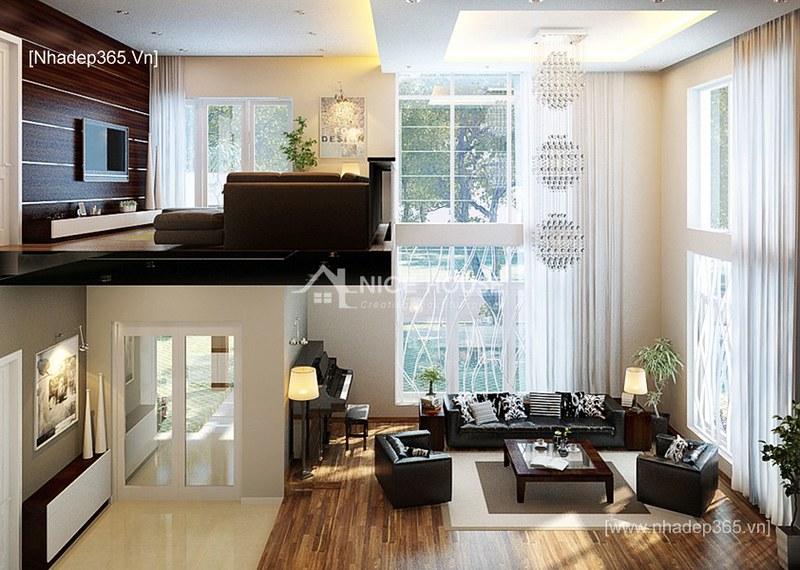 Thiết kế biệt thự vườn nhà Anh Minh - Hà Nội_10