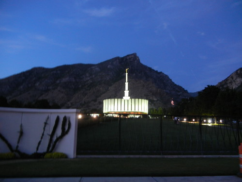 July 8 2014 Provo Temple