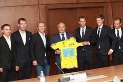 21.08.2014 - Подарок победителя «Tour De France 2014»