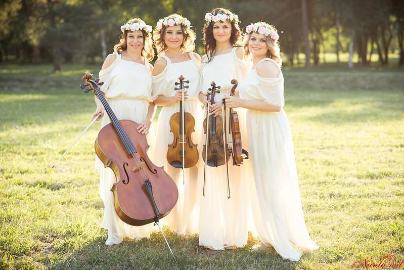 "ELITE QUARTET  > ""Elite Quartet"" - Creaza propriul spectacol, rasfatind oaspetii cu o nota de noblete!!!"