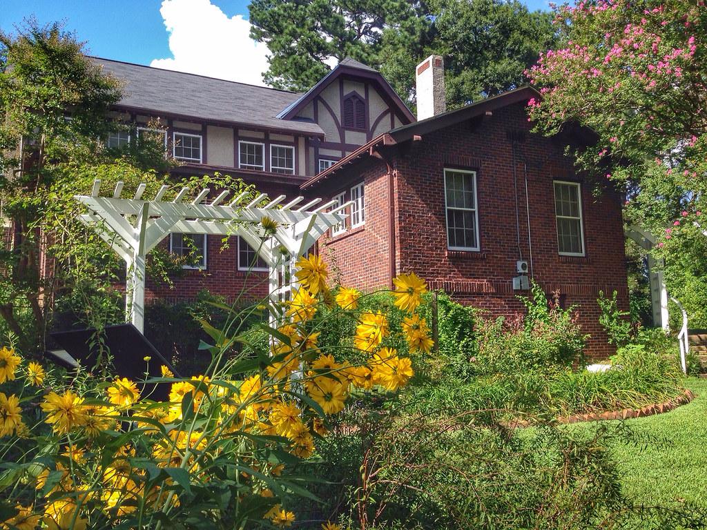 Gardens at Eudora Welty House