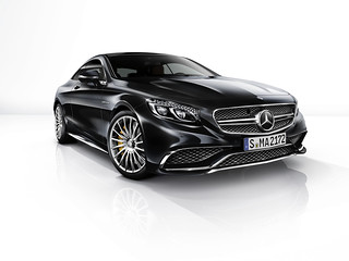 Mercedes S65 AMG Coupe & CL65 AMG's