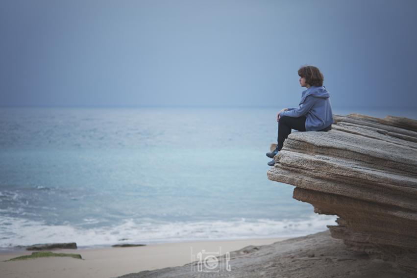 Recordando la playa