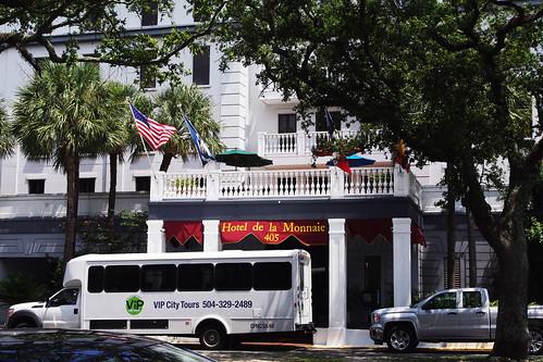 New Orleans Hotel de la Monnaie