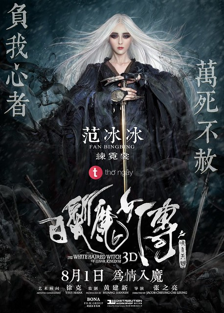 Phim Bạch Phát Ma Nữ - The White Haired Witch Of Lunar Kingdom