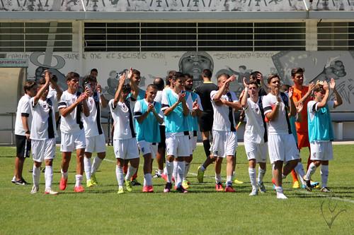 Juvenis: Vitória SC 5-0 Cerveira