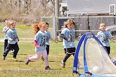 Pro Soccer Kids Fall Cedar Creek Park