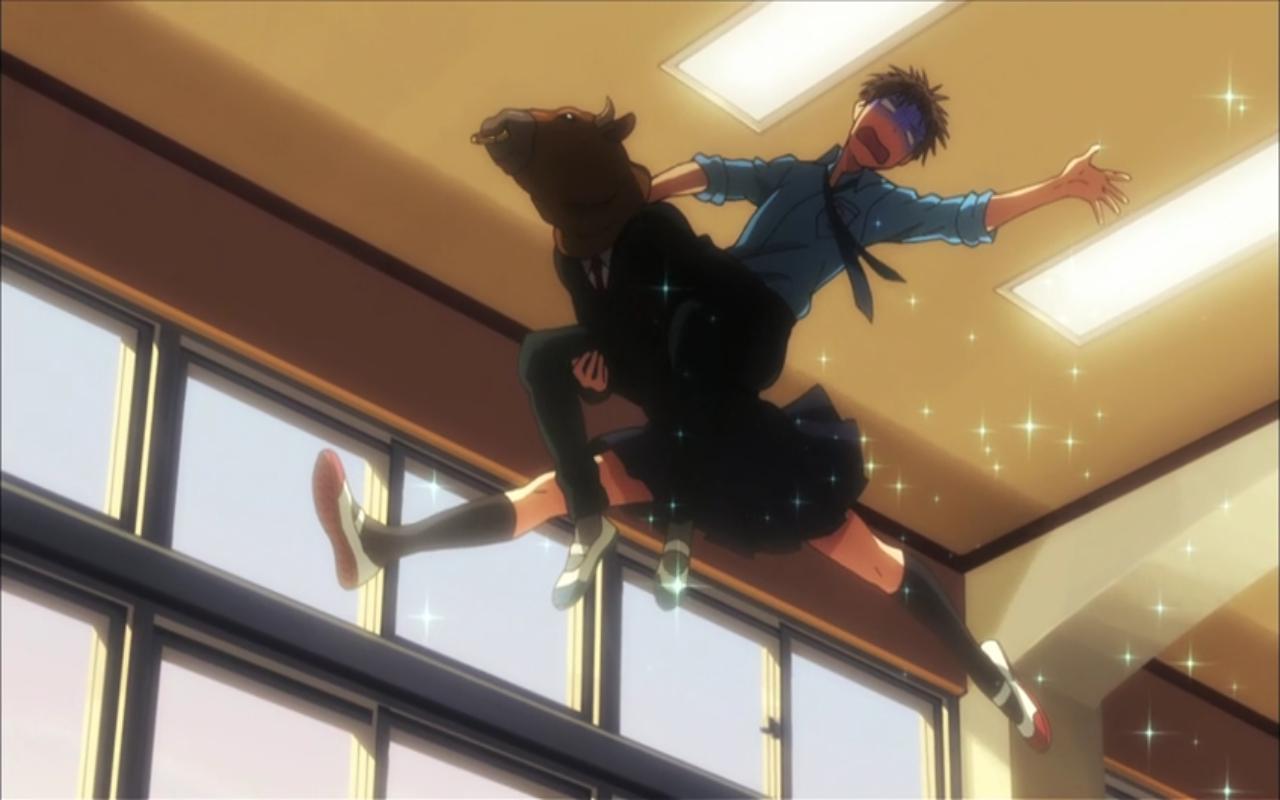 Gekkan Shoujo Nozaki-kun Episode 8 Image 36