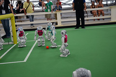 machine, sport venue, sports, robot, team sport, games, football, ball game,