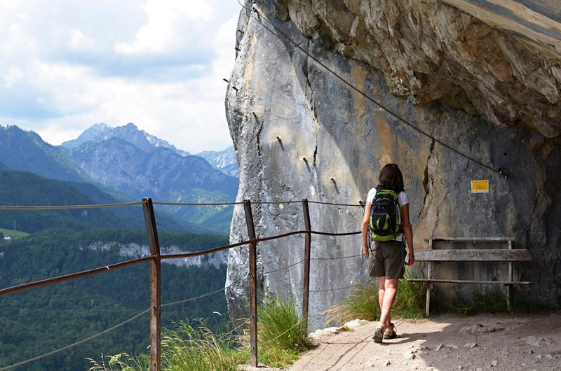 Ewige Wand, Goisern, Austria