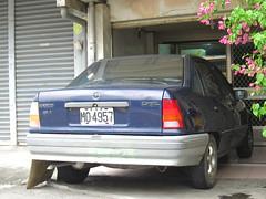 Opel Kadett sedan 1.6i