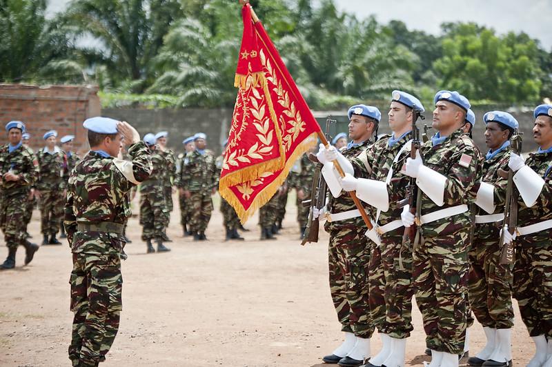 Maintien de la paix dans le monde - Les FAR en République Centrafricaine - RCA (MINUSCA) - Page 2 14865593198_f4c51713e0_c