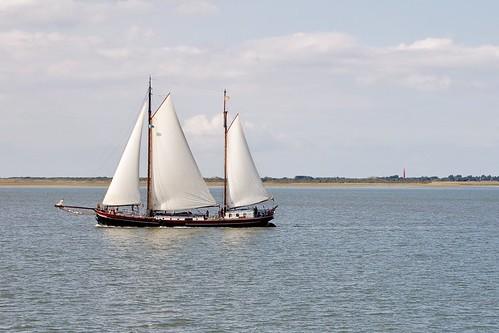 Eiland in zicht: Schiermonnikoog