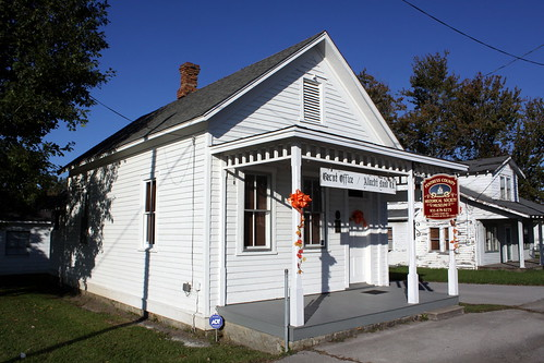 Fentress Co Historical Society Museum \ Bruno Gernt Office