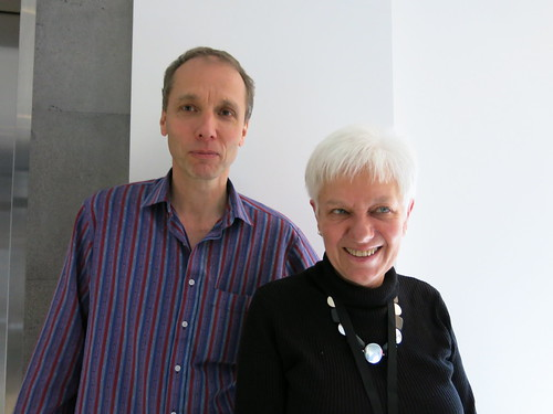 Nicky Hager and Maire Leadbeater