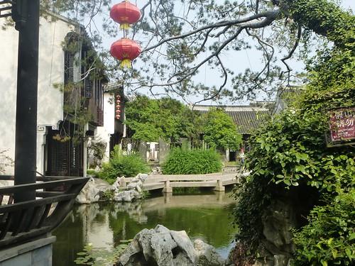 Jiangsu-Tongli-Maison Musée (12)