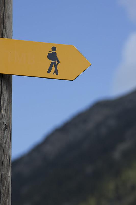 Walk here