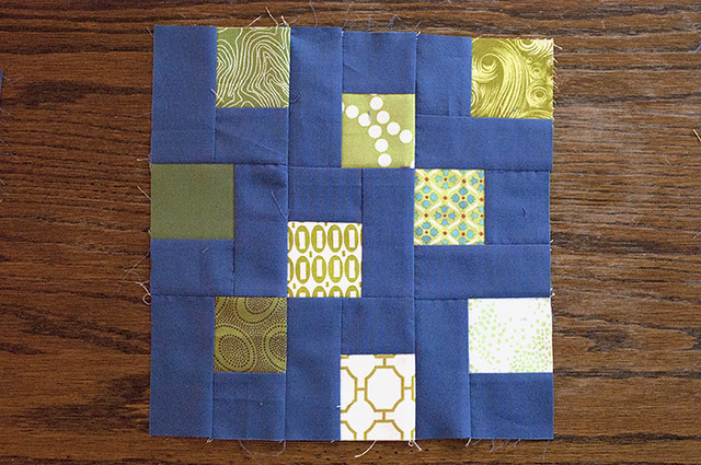 Mosaic Tiles block 2