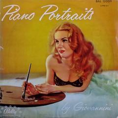 Piano Portraits — Giovannini