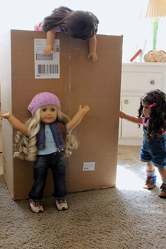 American Girl Beforever Unbox Review