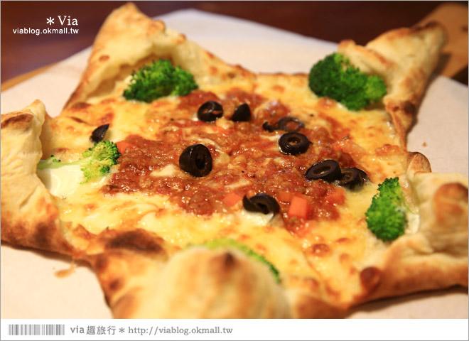 【彰化餐廳推薦】Pizza factory披薩工廠《員林店》~什麼!合作金庫不存錢改吃Pizza!35