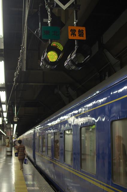 Tokyo Train Story 寝台特急北斗星 2014年9月5日