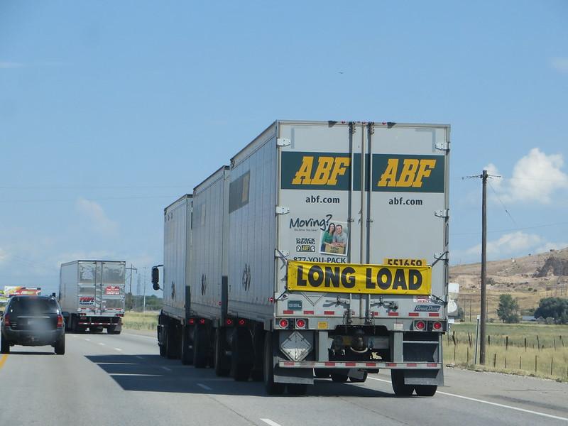 Triple trailer