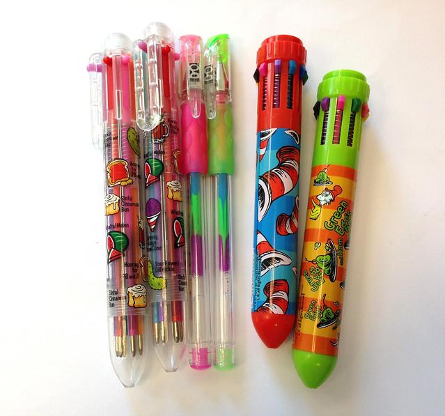 Mailbox Goodies: @RaymondGeddes School Supplies