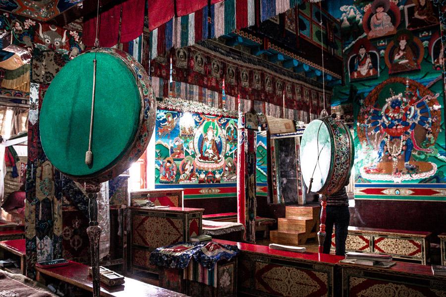 Стакна Гомпа (монастырь Стакна) © Kartzon Dream - авторские туры в Ладакх, тревел фото
