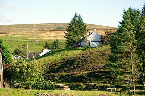 scotland view wanlockhead leadhills scotlandshighestvillage