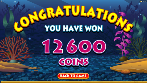 Fish Party Free Spins Prize