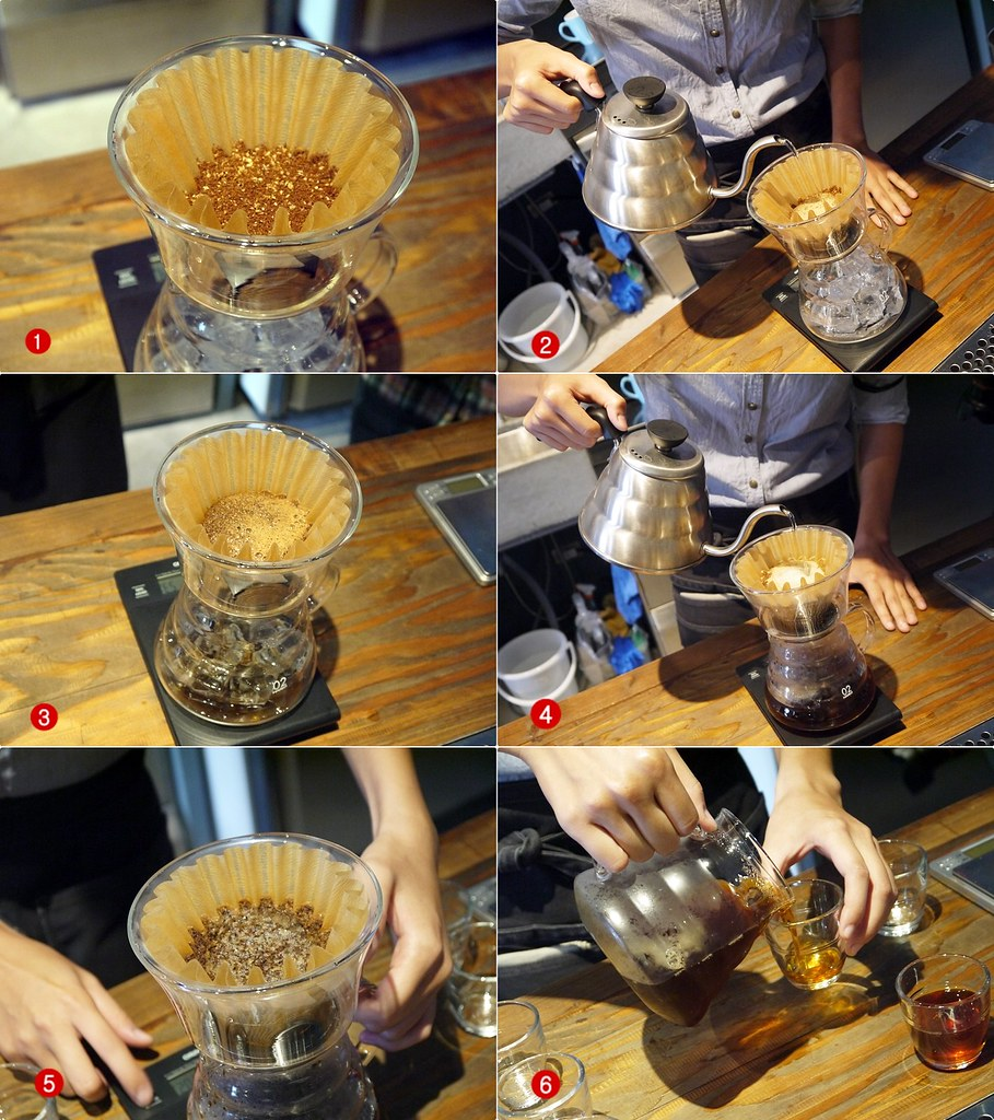 14977096672 44d88f034e b - 熱血採訪。台中西屯【冰河咖啡Glacier Coffee Roasters】喝得到第三波北歐咖啡浪潮的咖啡館,手沖咖啡義式咖啡甜點都好棒