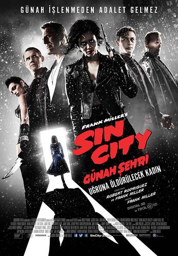 Sin City Günah Şehri: Uğruna Öldürülecek Kadın - Sin City: A Dame to Kill For
